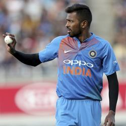 Pandya injury puts question mark on Indian support staff: BCCI official