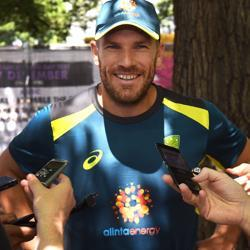 Perfect opportunity for youngsters to seal World Cup spots - Aaron Finch