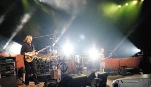 At the Phish run, every person stood up and danced – each on a journey of their own, moving to whatever the music meant to them individually(Getty Images)