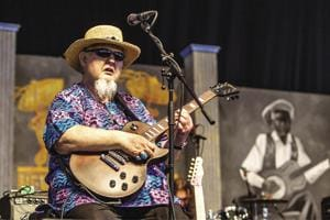 Bryan Lee has magic in his guitar and a voice that belies his age(Getty Images)