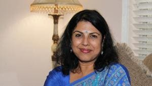 Author Chitra Banerjee Divakaruni talks about her writing, activism, and her new book.(Krishna Giri)