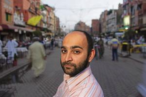 Author Mohsin Hamid talks about the similarities between India and Pakistan , his writing and Donald Trump's travel ban(Ed Kashi)