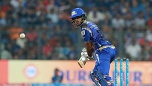 Nitish Rana's third fifty guided Mumbai Indians to a six-wicket win over Gujarat Lions in a 2017 Indian Premier League clash at the Wankhede stadium. Get full cricket score of MI vs GL here(BCCI)