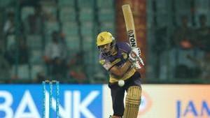 Manish Pandey's unbeaten 69 helped Kolkata Knight Riders clinch thriller vs Delhi Daredevils by four wickets. Get full cricket score of DD v KKR here(BCCI)
