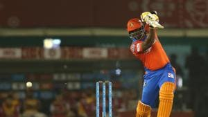 Dwayne Smith's 74 overshadowed Hashim Amla's century as Gujarat Lions beat Kings XI Punjab by six wickets in an IPL 2017 match at Mohali. Get full cricket score of Kings XI Punjab vs Gujarat Lions here(BCCI)