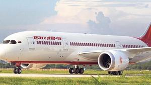 Air India's Dreamliner aircraft.(File Photo)