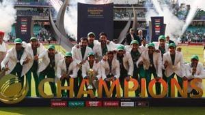 Sarfraz Ahmed recounts Pakistan's glorious Champions Trophy title journ...