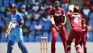 India vs West Indies:WI defeat IND to keep ODI series alive