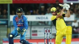Full cricket score, India vs Australia, 2nd T20, Guwahati: AUS win by 8 wkts, level series 1-1