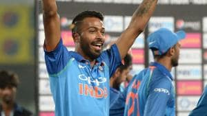 Flamboyant Hardik Pandya potentially India's next Kapil Dev