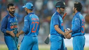 India vs New Zealand: Hosts win by 6 wickets, level series 1-1
