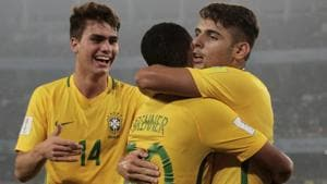 FIFA U-17 World Cup: Brazil beat Mali in third-place playoff