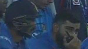 India vs New Zealand: Virat Kohli walkie-talkie use no rule violation, says ICC