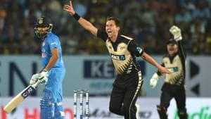 Colin Munro ton, Trent Boult 4-for floor India, New Zealand level T20 series
