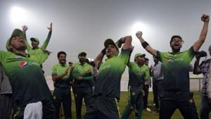 Pakistan secure top spot in Twenty20 Internationals after India beat New Zealand
