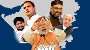 Gujarat elections: Four charts that show how constituencies vote