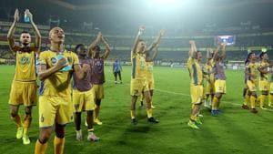 Kerala Blasters beat NorthEast United 1-0 in Indian Super League