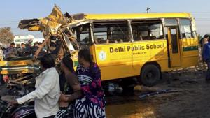 Indore school bus accident: Inquiry report blames DPS management