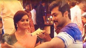 Thaana Serndha Koottam movie review: Suriya as Iniyan is the star of this Vignesh Shivn movie.
