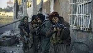 'Rebel' Iranian actress Golshifteh Farahani plays a rebel in the upcoming The Girls of the Sun