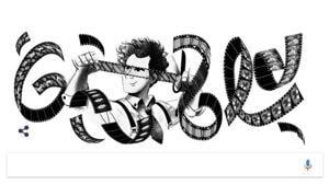 Sergei Eisenstein: Google doodle pays tribute to filmmaker on his 120th birthday