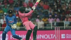 South Africa beat India by five wickets (D/L) in the fourth ODI at the Wanderers Cricket Ground in Johannesburg. Get highlights of India vs South Africa, 4th ODI here.(BCCI)