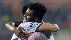 Kalu Uche strikes as Delhi Dynamos FC rally to hold FC Goa 1-1 in ISL