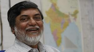 Anil K Rajvanshi(HT PHOTO)