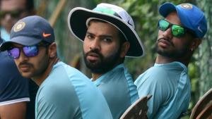 India undergo practice drills ahead of Nidahas Trophy final