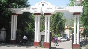 There is one central university, nine state universities, 11 private universities, four deemed to be universities, and one agriculture university in Uttarakhand.(HT File)