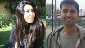 Delhi-based activists Mirnalini Dayal and Yogesh Kumar were singled out for their work in the field of achieving United Nations' Sustainable Development Goal No. 5 on gender equality.(DD News)