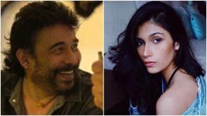 Actor Deepak Tijori's daughter, Samara, assisted director Rohit Dhawan during Dishoom (2016).