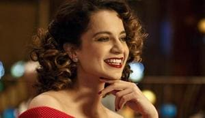 Kangana Ranaut recently did the grih pravesh puja at her Manalai house with her family.