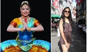 Radha Sahdev is currently practising for her Bharatanatyam Arangetram on April 7.