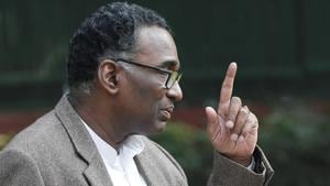 """Justice J Chelameswar, who demits office on June 22, took serious note of the communication between the Karnataka High Court chief justice and the executive, saying, """"the role of the High Court ceases with its recommendation"""".(REUTERS)"""