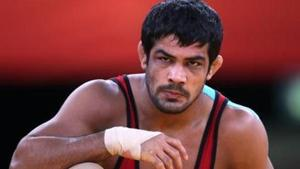 Sushil Kumar's name was not there in the official wrestling entry list published by the Commonwealth Games 2018 organisers.(AFP)