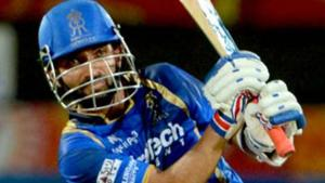 Ajinkya Rahane will lead the Rajasthan Royals (RR) side in IPL 2018 after Steve Smith was barred from participating in the competition.(BCCI)