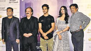 """""""I don't act, I make others act"""", says director Goutam Ghose who has a cameo in Majid Majidi's Beyond The Clouds"""