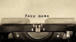 The efforts come even as governments around the world are figuring out ways to tackle fake news, especially in digital media.(Getty Images/iStockphoto)
