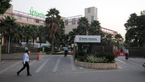 On 28 March, the board of Fortis announced the sale of its hospital assets to the Manipal-TPG combine.(Parveen Kumar/Hindustan Times)