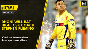 MSDhoni will bat higher: Chennai Super Kings coach Stephen Fleming