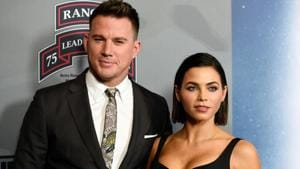 """The Tatums announced via a joint Twitter post that they have decided to """"lovingly separate as a couple"""" after nearly nine years of marriage.(Chris Pizzello/Invision/AP)"""