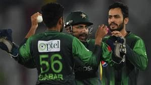Pakistan recently hosted West Indies for three T20 internationals in Karachi.(AFP)