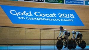 The XXI edition of the Commonwealth Games will begin on Wednesday in the Australian city of Gold Coast.(AFP)