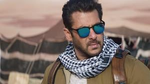 Salman Khan's fans took to Twitter on Saturday to celebrate the return of the 'Tiger (HT Filephoto)