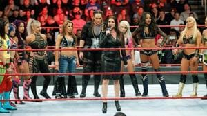 Women's wrestlers have come to prominence in recent years in the WWE.(WWE)