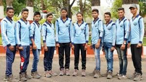 They have been trained over the past eight months.(HT)