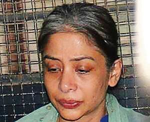 Indrani Mukerjea is a prime accused in the Sheena Bora murder case.(HT File)