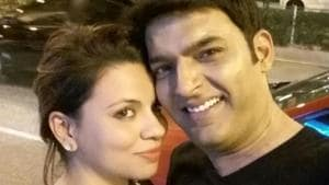 PreetiSimoes and Kapil Sharma in happier times.