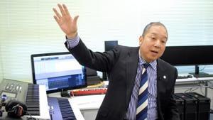 Japanese musician Minuru Mukaiya is a composer of